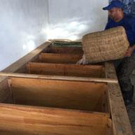 Vale Putumuju - cochos de fermentação
