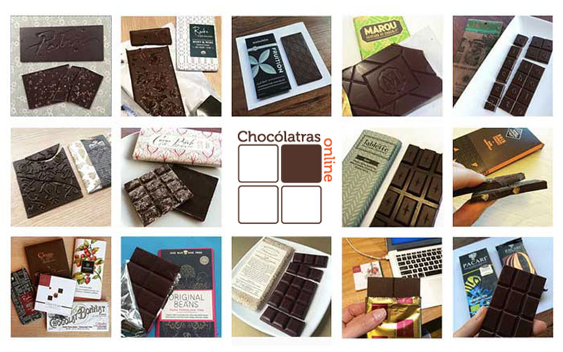 Chocólatras Online - blog sobre chocolates do mundo todo