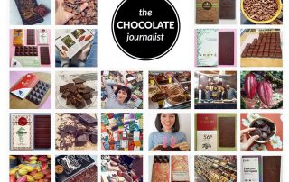 The Chocolate Journalist - Sharon Terenzi