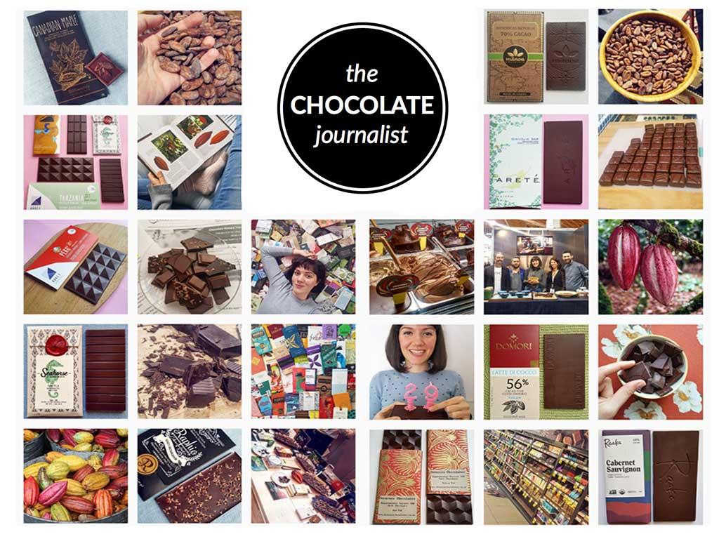 The Chocolate Journalist - Sharon Terenzi
